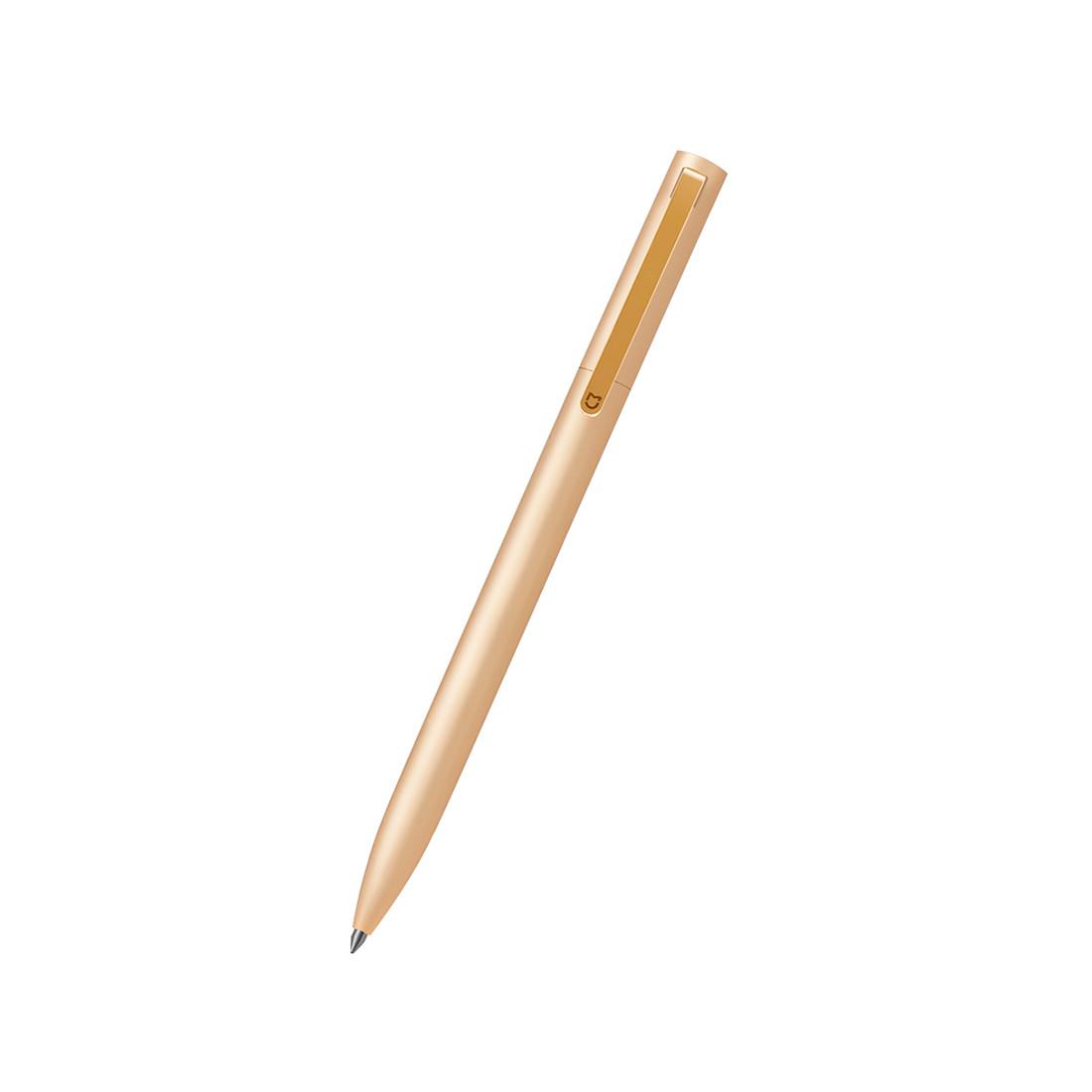 Xiaomi BZL4006TY Ручка Mi Aluminum Rollerball Pen, Золотой
