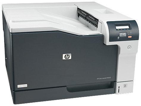 Принтер лазерный цветной HP CE712A Color LaserJet CP5225dn (A3), фото 2