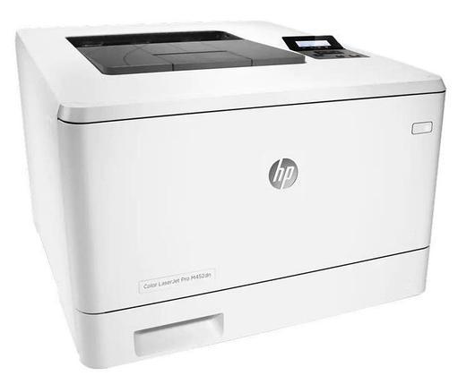 Принтер лазерный цветной HP CF389A Color LaserJet Pro M452dn (А4), фото 2