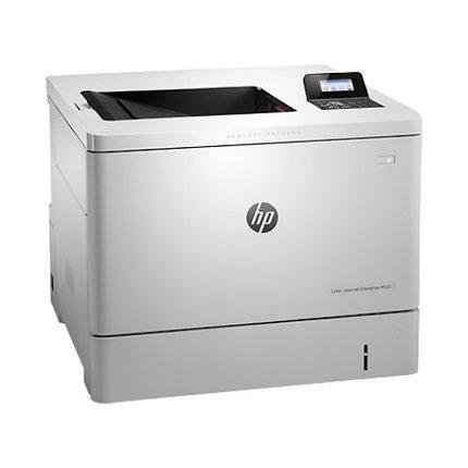 Принтер лазерный цветной HP Color LaserJet Enterprise M552dn (А4), фото 2