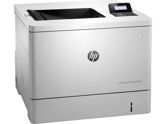Принтер лазерный цветной HP Color LaserJet Enterprise M553n (А4), фото 2