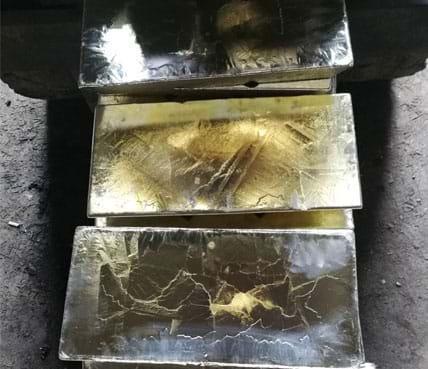 Олово в чушках, фото 2