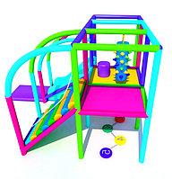 Детский игровой лабиринт Радуга
