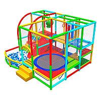 Детский игровой лабиринт НЛО