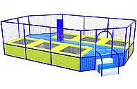 Детский батутный комплекс Синева