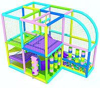 Детский игровой лабиринт Незабудка