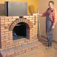 Изготовление и обслуживание каминов, печей, барбекю
