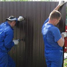 Строительство заборов, ворот и ограждений