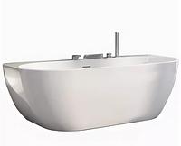 RAVAK Ванна акриловая FREEDOM W 1660х800 белая отдельностоящая XC00100024