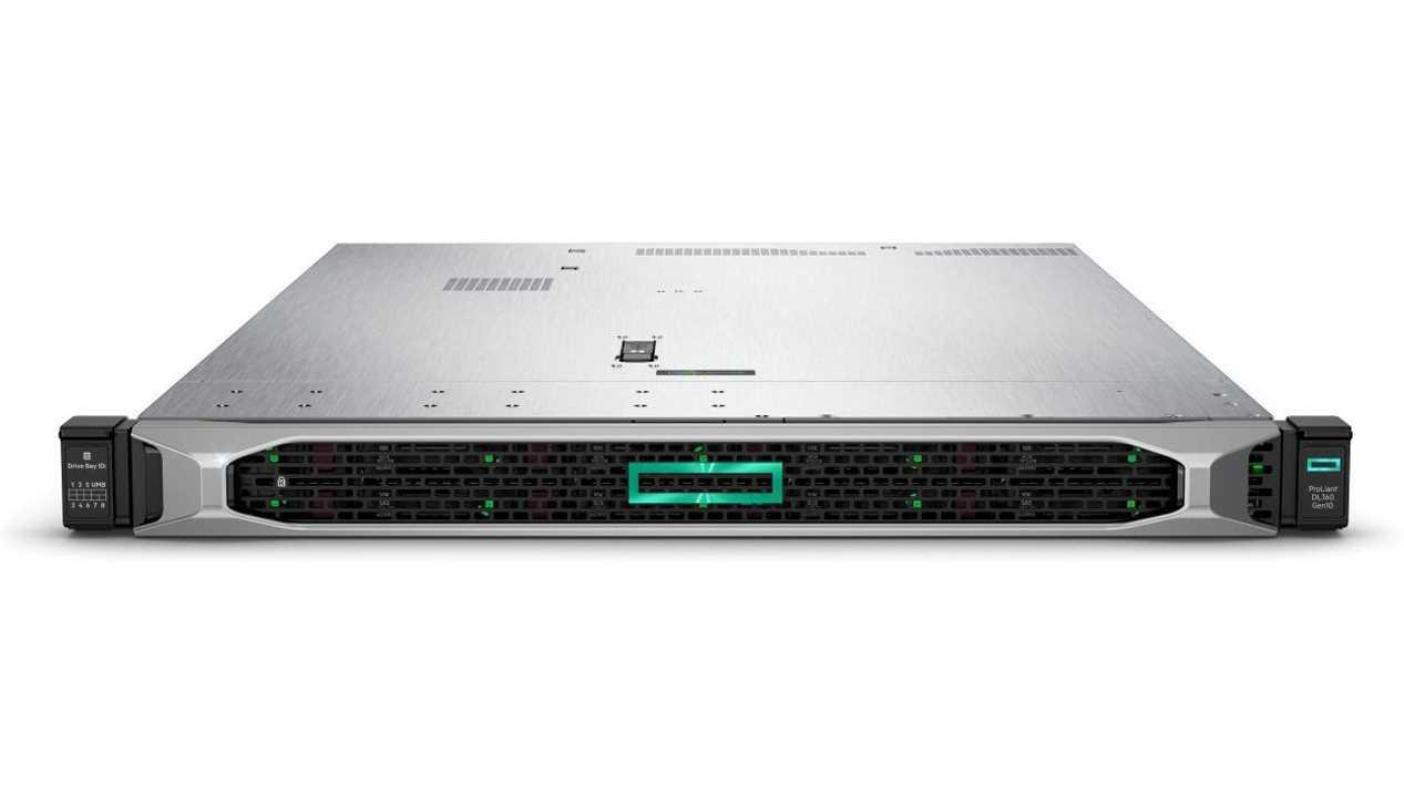 Стоечный сервер (Rack) HPE 867961-B21