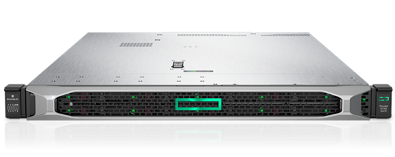 Стоечный сервер Rack HPE 867963-B21