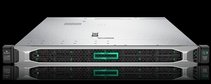 Стоечный сервер Rack HPE 867963-B21, фото 2
