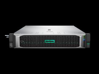 Стоечный сервер Rack HPE P06420-B21, фото 2