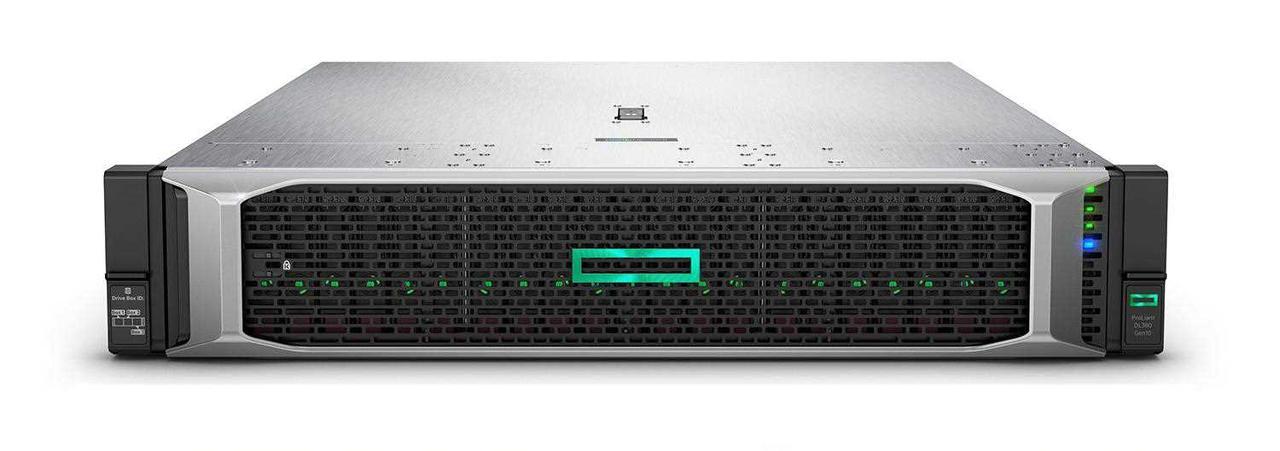 Стоечный сервер Rack HPE P20249-B21