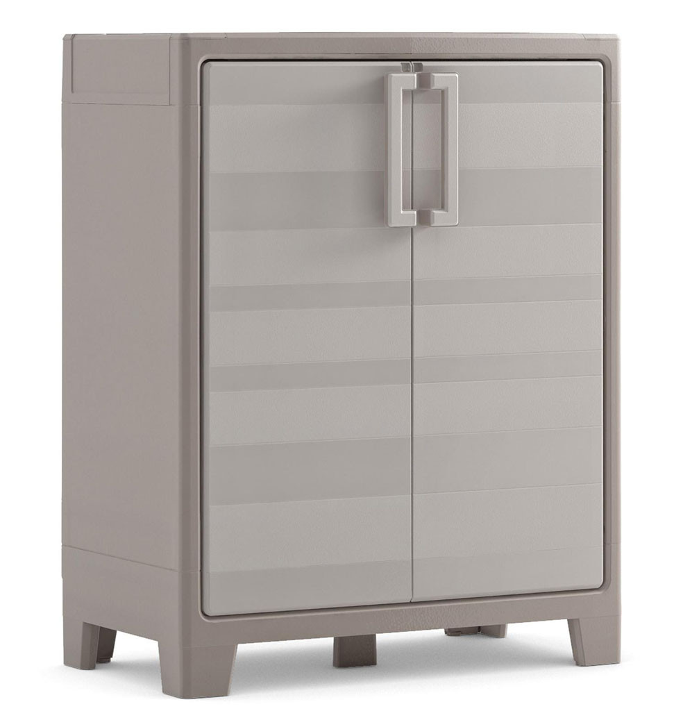 Шкаф KIS (Keter) Gulliver Cabinet Low