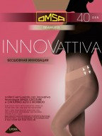 Колготки бесшовные OMSA Innovattiva 40 ден