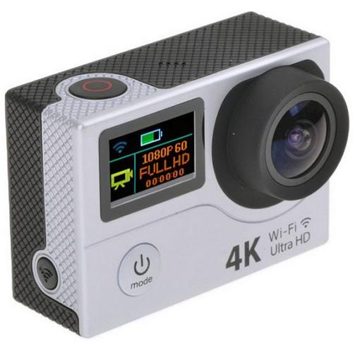 """Экшн камера """"EKEN H3"""" (4K+WiFi) с дополнительным дисплеем"""
