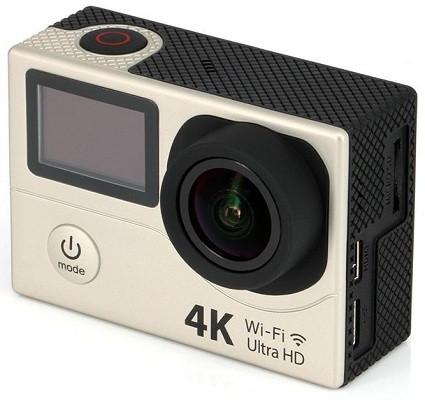 """Бюджетная экшн-камера 4К и Wi-Fi """"EKEN H3"""" позволит Вам записывать высококачественное видео в любых условиях эксплуатации"""