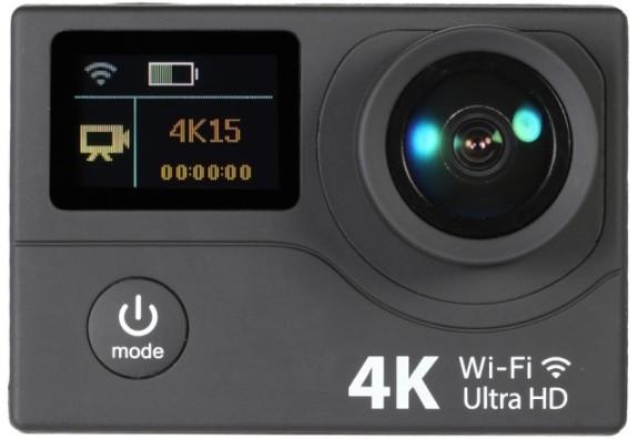 Эта недорогая камера снабжена объективом, отличающимся очень широким углом обзора