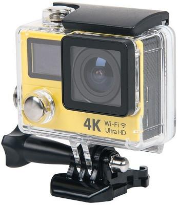 Поместив камеру в прозрачный комплектный аквабокс, Вы сможете использовать ее под водой на большой глубине