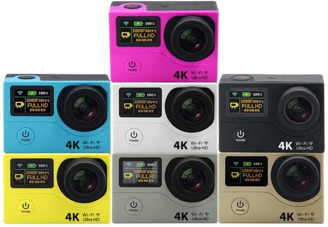 Выбирайте цвет корпуса камеры в зависимости от собственных предпочтений
