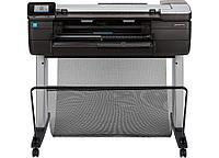 Широкоформатное МФУ (плоттер) HP DesignJet T830 24in MFP Printer F9A28A