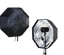 Параболический студийный зонт - октобокс 83 см, фото 2