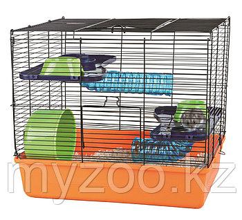 Клетка для мелких грызунов, Размер 40×38×30см