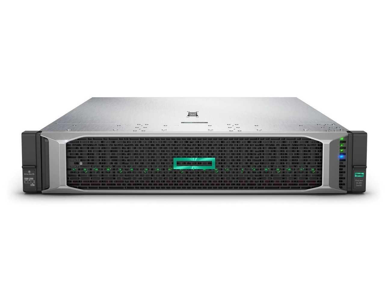 Стоечный сервер Rack HPE P02462-B21