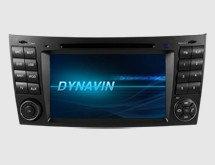 Штатное головное устройство Mercedes Benz W219 «Dynavin»