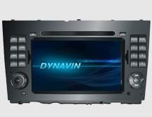 Штатное головное устройство Mercedes-Benz G Class Gelandewagen W463 (2008-2010) «Dynavin»