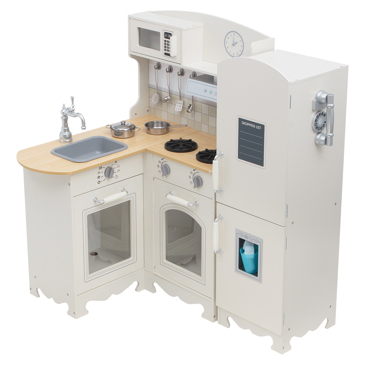 Игровой набор  Кухня с мебелью Edufun  TX1196