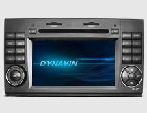 Штатное головное устройство Mercedes-Benz A-Class W169 (2005 2011) «Dynavin»