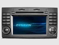 Штатное головное устройство Mercedes-Benz C-Class W203 (2004 2007) «Dynavin», фото 1