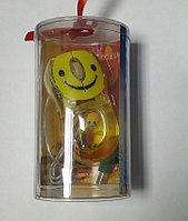 Мышь проводная Mouse YB-OP014 Optical USB (new year)