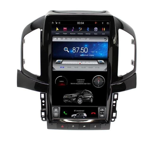 Магнитола для Chevrolet Captiva 2012-2016 tesla style 2+32 gb