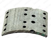 Колодки тормозные задние накладки комплект ISUZU FSR90