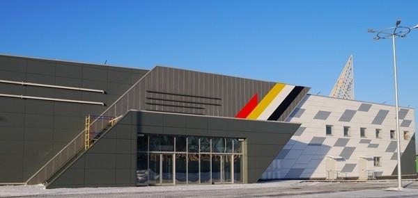 Фасады из стальных композитных панелей - фото 5