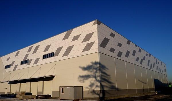 Фасады из стальных композитных панелей - фото 7
