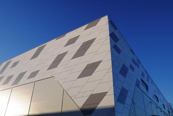 Фасады из стальных композитных панелей - фото 8