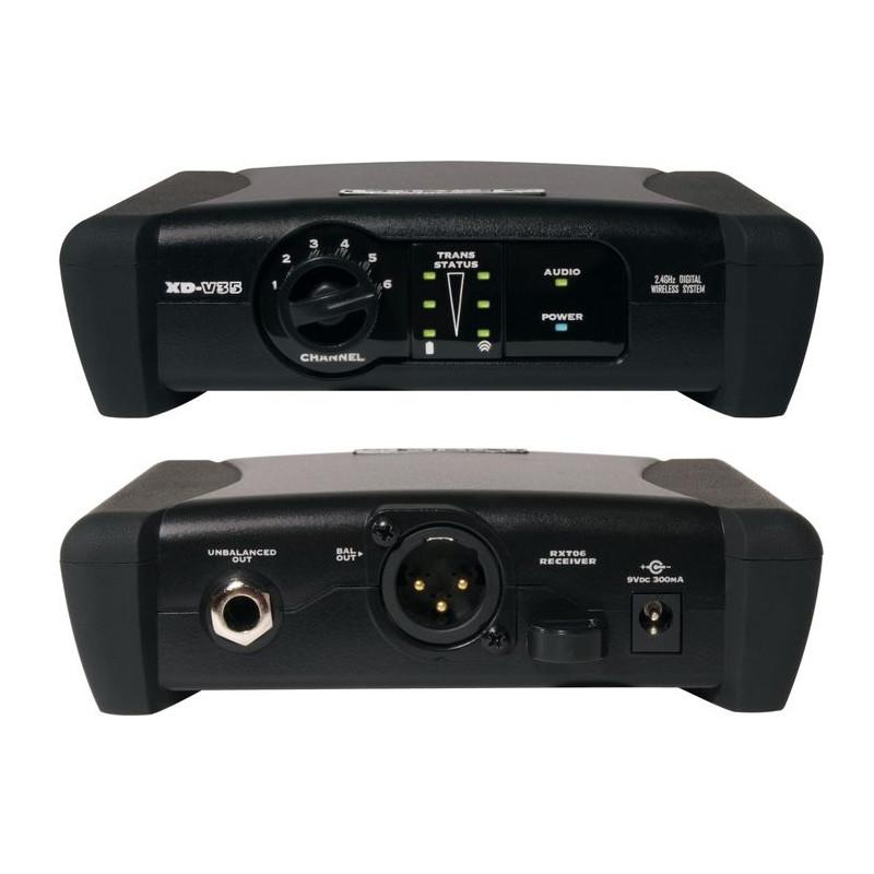 LINE6 XDV 35 вокальная истинно диверситивная радиосистема