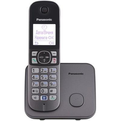 Panasonic KX-TG6811CAM DECT Телефон