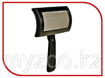 Расческа-пуходерка для ухода за верхним слоем шерсти, Р-р расчески 10 × 16 cm