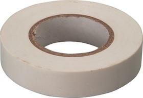 Изолента PVC 22mmx0,15mmх10m белая
