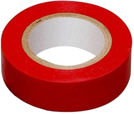 Изолента PVC 22mmx0,15mmх10m красная