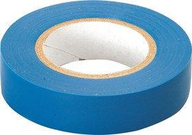 Изолента PVC 22mmx0,15mmх10m синяя, фото 2