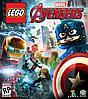 Lego Marvel Avengers  игра на PS4