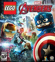 Lego Marvel Avengers  игра на PS4, фото 1