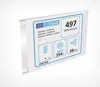 Карман горизонтальный А3 из прозрачного пластика PS-T со вспененным скотчем арт.735003, фото 1