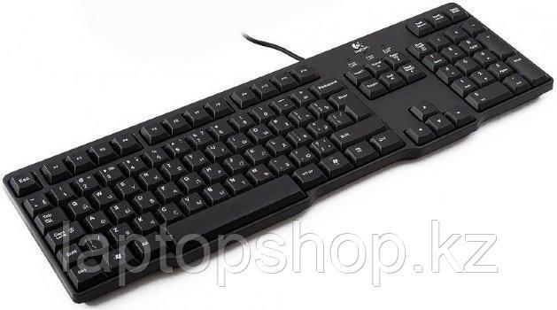 Клавиатура проводная Logitech K100 PS/2